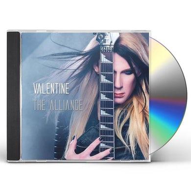 Valentine ALLIANCE CD