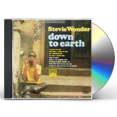 Stevie Wonder  DOWN TO EARTH CD
