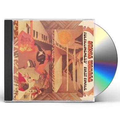 Stevie Wonder  FULFILLINGNESS FIRST FINALE CD