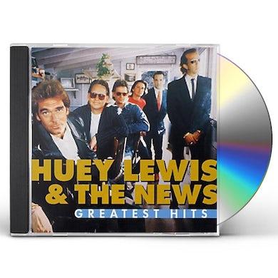 Huey Lewis GREATEST HITS CD