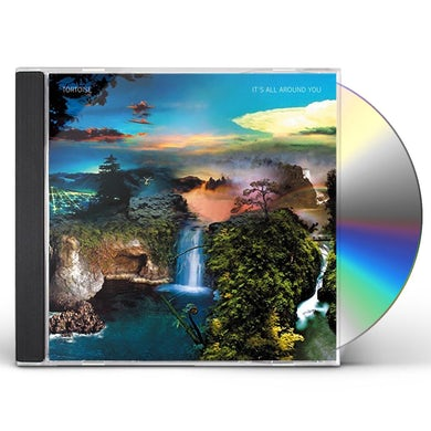 Tortoise IT`S ALL AROUND YOU: LIMITED CD