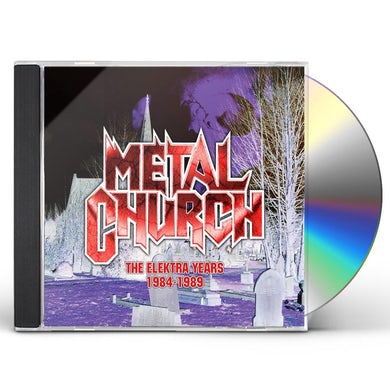 Metal Church ELEKTRA YEARS 1984-1989 CD