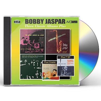 Bobby Jaspar ALL STARS / TENOR & FLUTE / INTERPLAY FOR 2 CD