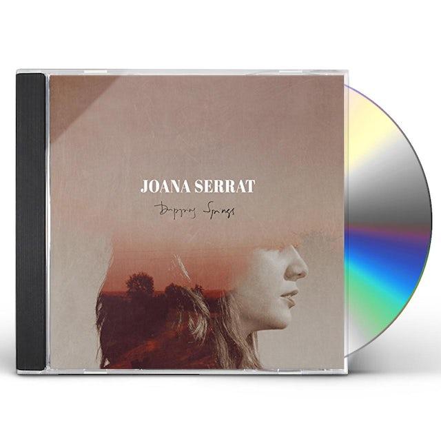 Joana Serrat DRIPPING SPRINGS CD
