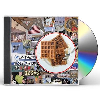 Jim White WAFFLES TRIANGLES & JESUS CD
