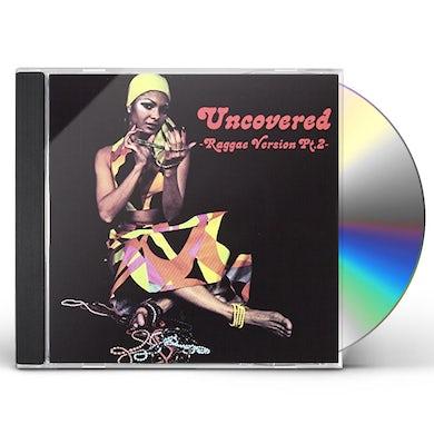 Dj Muro UNCOVERED REGGAE VERSION PT.2 CD