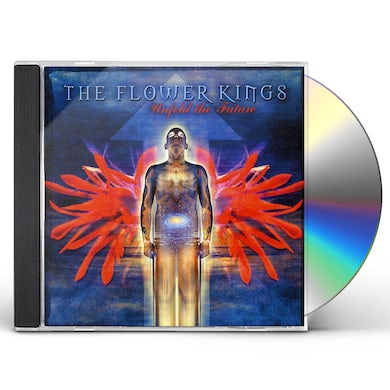 The Flower Kings UNFOLD THE FUTURE CD