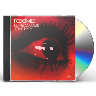 Federale ALL THE COLOURS OF THE DARK CD