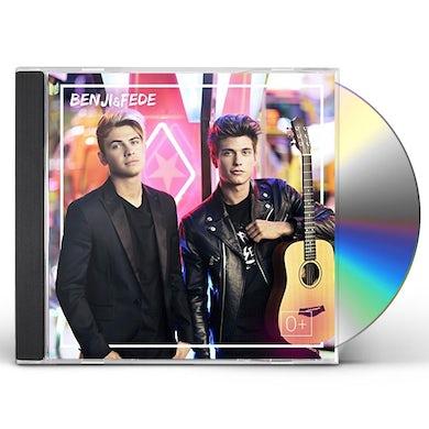 Benji & Fede 0+ CD