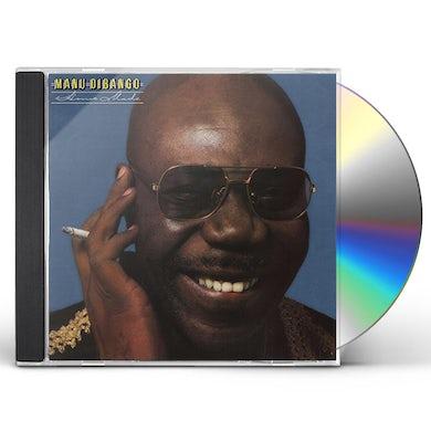 Manu Dibango HOME MADE CD