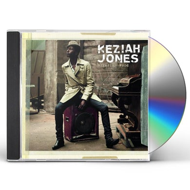 Keziah Jones NIGERIAN WOOD CD