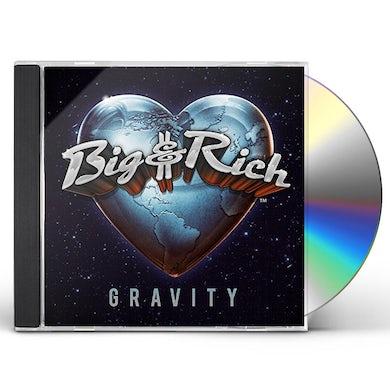 Big & Rich GRAVITY CD