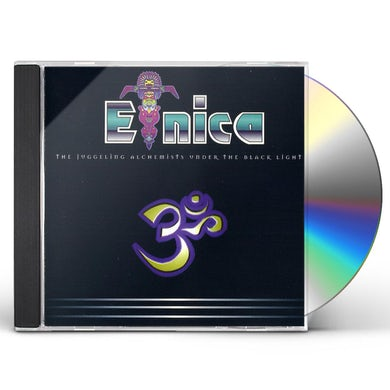 Etnica JUGGELING ALCHEMIST UNDER THE BLACK LIGHT CD