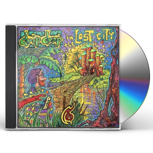 Drip Drop IN THE LOST CITY CD