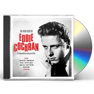 Eddie Cochran VERY BEST OF CD