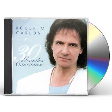 Roberto Carlos MIS 30 MEJORES CANCIONES CD