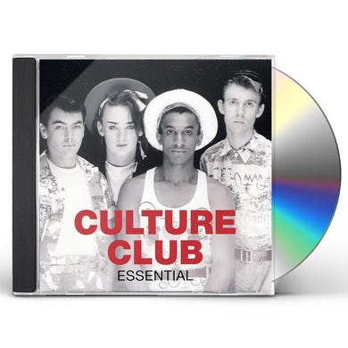 Culture Club ESSENTIAL CD