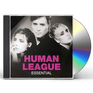 The Human League ESSENTIAL CD