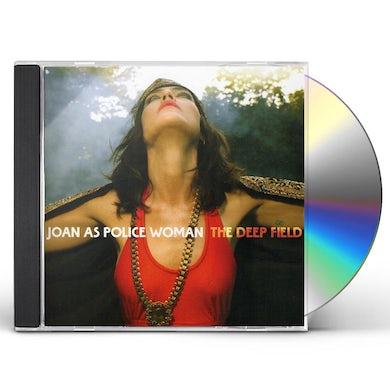 Joan As Police Woman & Benjamin Lazar Davis DEEP FIELD CD