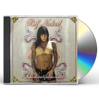 Bif Naked SUPERBEAUTIFULMONSTER CD