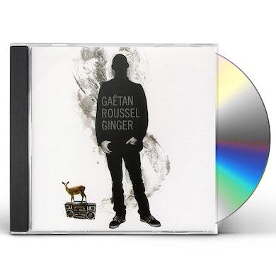Gaetan Roussel GINGER CD