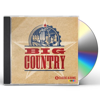 Big Country 5 CLASSIC ALBUMS CD