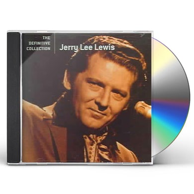 Jerry Lee Lewis DEFINITIVE COLLECTION CD
