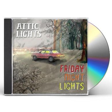 FRIDAY NIGHT LIGHTS CD