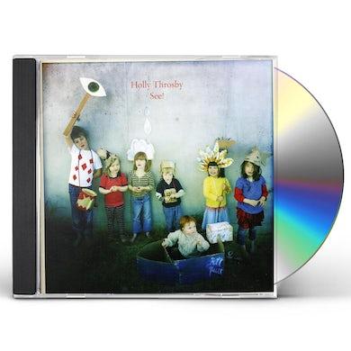 Holly Throsby SEE CD