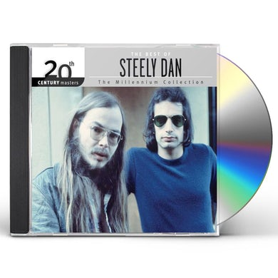 Steely Dan 20TH CENTURY MASTERS: MILLENNIUM COLLECTION CD