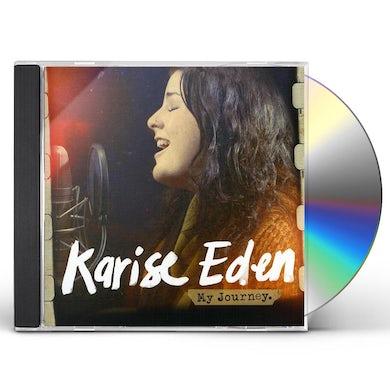Karise Eden MY JOURNEY CD
