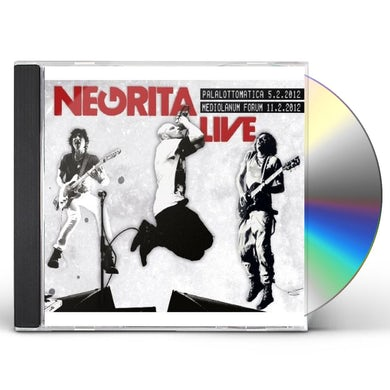 Negrita LIVE CD
