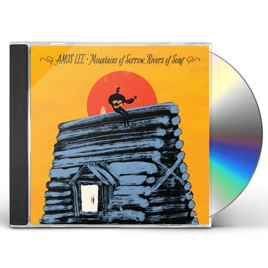 Amos Lee MOUNTAINS OF SORROW RIVERS OF SONG CD