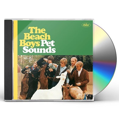 The Beach Boys PET SOUNDS (50TH ANNIVERSARY) CD