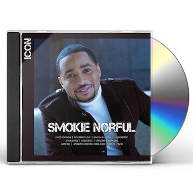 Smokie Norful ICON CD