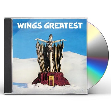 Paul McCartney & Wings GREATEST CD
