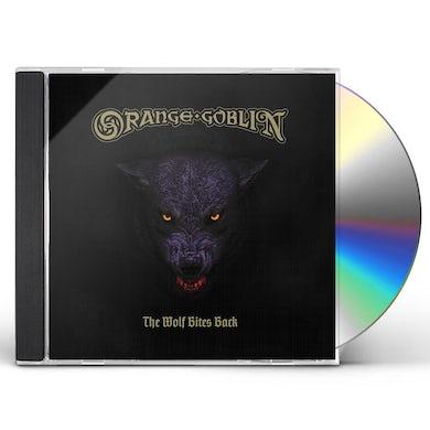 Orange Goblin WOLF BITES BACK CD