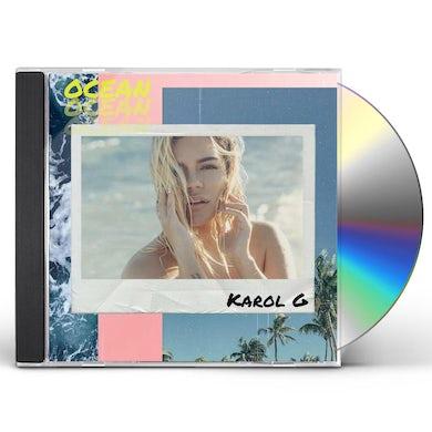 Karol G OCEAN CD