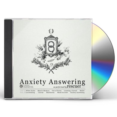 Rescuer ANXIETY ANSWERING CD