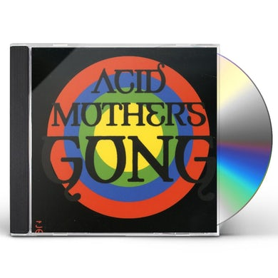 Gong LIVE IN TOKYO CD