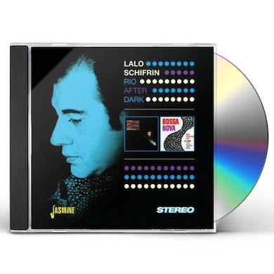Lalo Schifrin RIO AFTER DARK CD