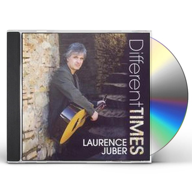 Laurence Juber DIFFERENT TIMES CD