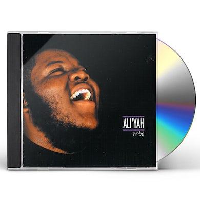 D Black ALI'YAH CD