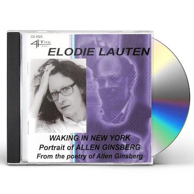 Elodie Lauten WAKING IN NEW YORK CD