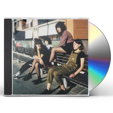 Melenas DIAS RAROS CD