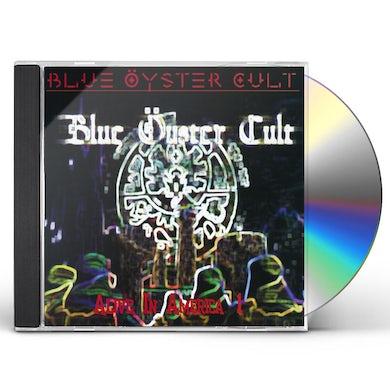 Blue Oyster Cult ALIVE IN AMERICA PT. 1 CD