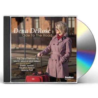 Dena DeRose ODE TO THE ROAD CD