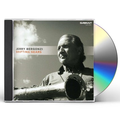 Jerry Bergonzi SHIFTING GEARS CD