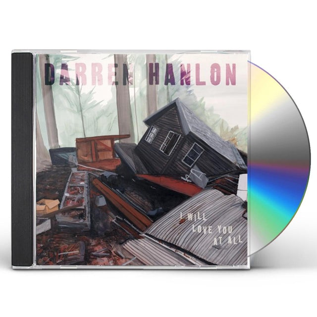Darren Hanlon I WILL LOVE YOU AT ALL CD