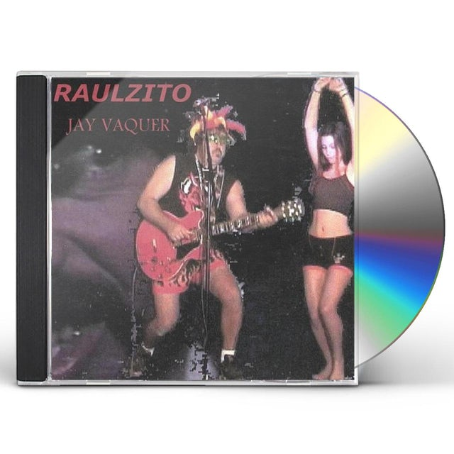 Jay Vaquer RAULZITO CD